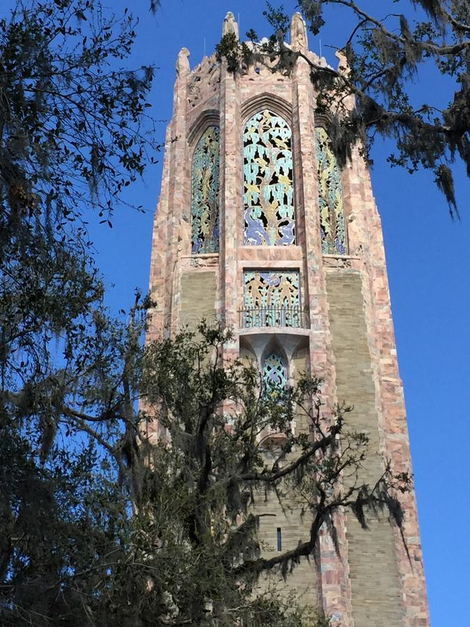 Τραγουδώντας πύργος στοκ φωτογραφία με δικαίωμα ελεύθερης χρήσης