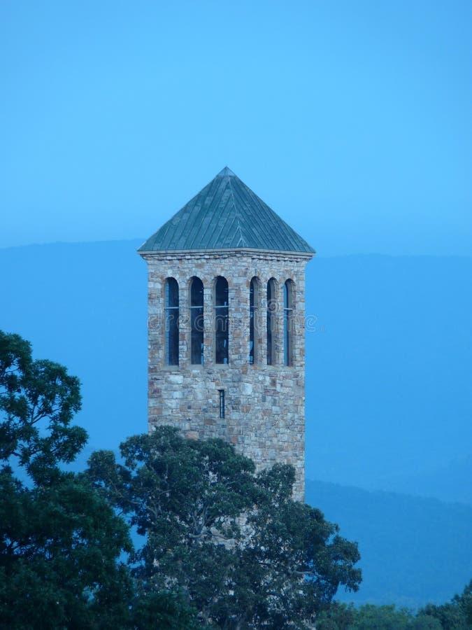 Τραγουδώντας πύργος Luray στοκ φωτογραφίες με δικαίωμα ελεύθερης χρήσης