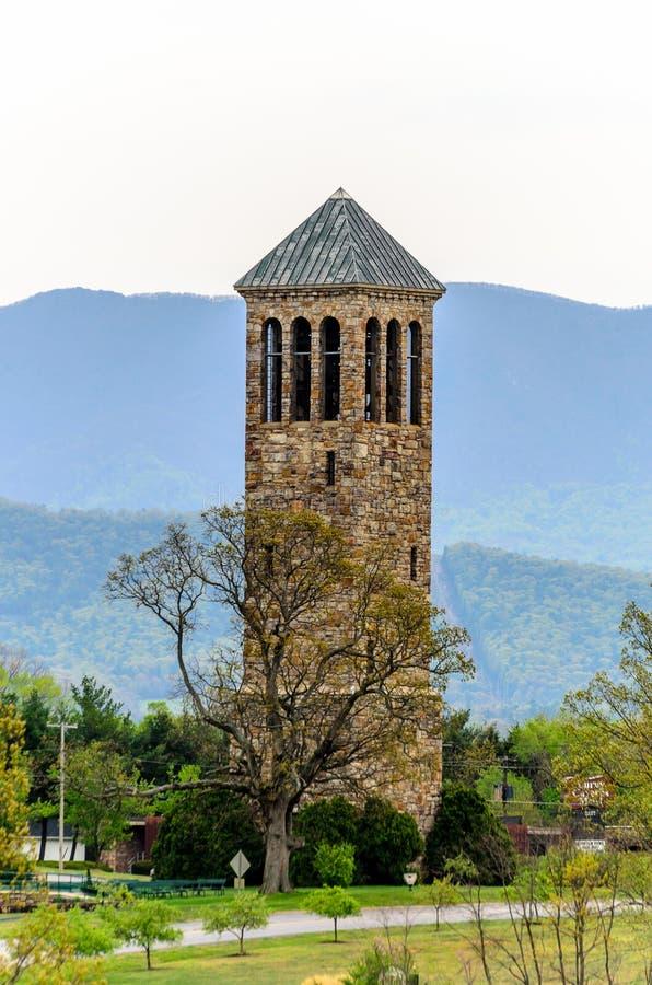 Τραγουδώντας πύργος Laray στοκ εικόνες