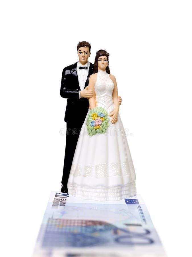τραπεζών μόνιμος γάμος σημ&epsi στοκ φωτογραφίες με δικαίωμα ελεύθερης χρήσης