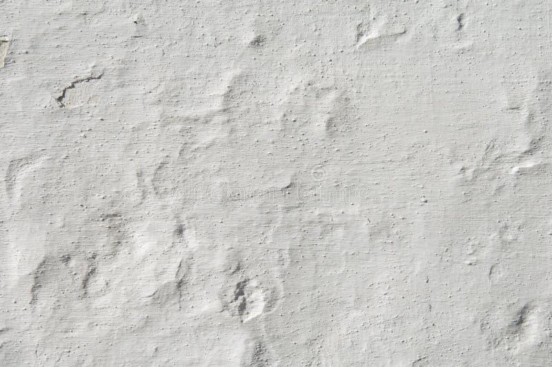 Τραχύς άσπρος τοίχος στοκ φωτογραφία με δικαίωμα ελεύθερης χρήσης