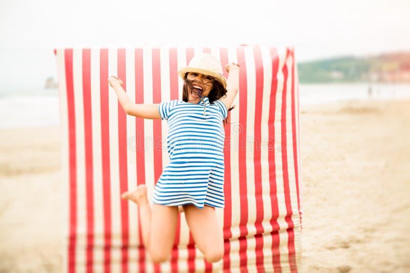 Τρελλός για τις διακοπές στοκ εικόνα