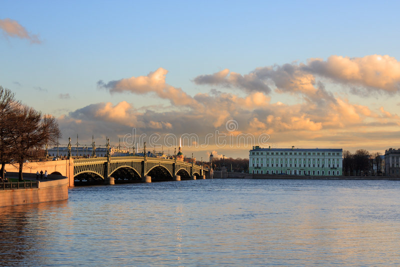 τριάδα γεφυρών στοκ εικόνες