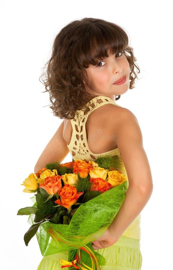 τριαντάφυλλα s μητέρων ημέρα&si στοκ φωτογραφίες