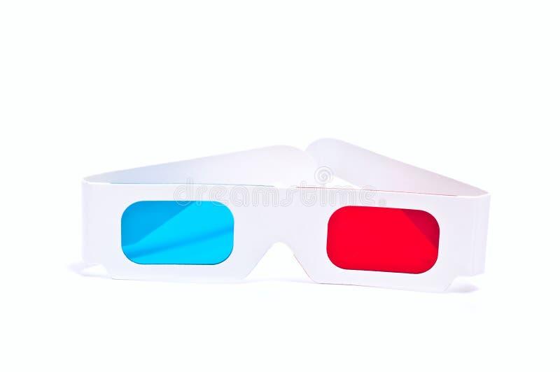 Download τρισδιάστατα γυαλιά στοκ εικόνες. εικόνα από έγγραφο - 13187910