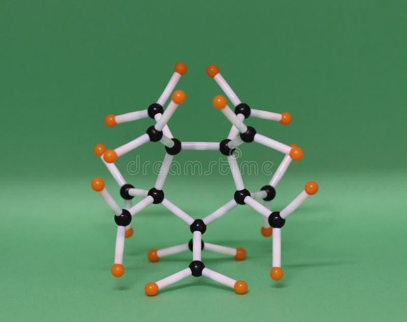 μοριακές δομές στοκ εικόνα