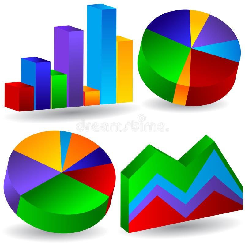 τρισδιάστατη επιχείρηση &gamma απεικόνιση αποθεμάτων