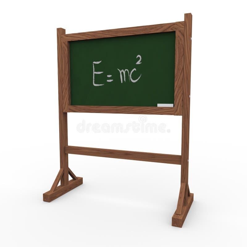 τρισδιάστατη θεωρία einsteins διανυσματική απεικόνιση
