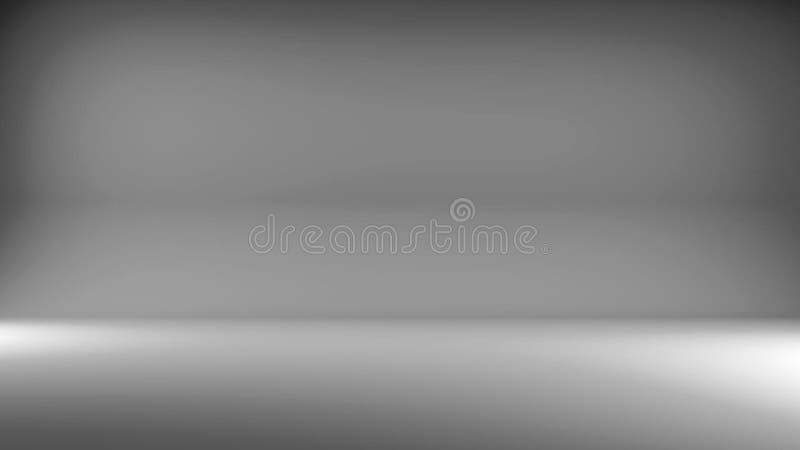 τρισδιάστατη σύγχρονη και μινιμαλιστική εξέδρα στάσεων προϊόντων το απομονωμένο υπόβαθρο δίνει φωτισμός στούντιο ελεύθερη απεικόνιση δικαιώματος