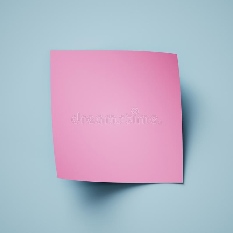 τρισδιάστατος δώστε, οδοντώστε το μπλε αφηρημένο υπόβαθρο εγγράφου, μπούκλα σελίδων, κατσαρωμένη γωνία, δημιουργικό σύγχρονο πρότ στοκ εικόνες