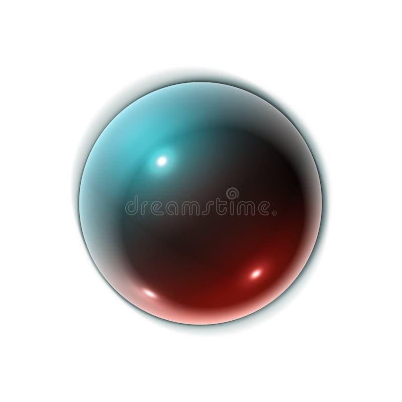 τρισδιάστατος Ιστός κουμπιών ελεύθερη απεικόνιση δικαιώματος