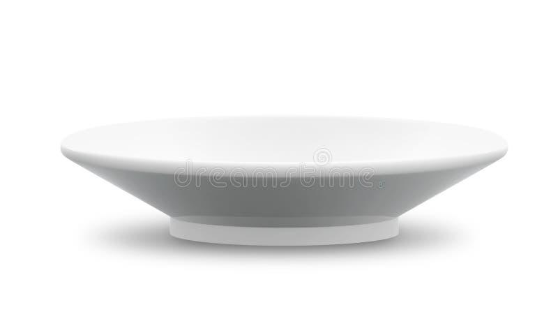 τρισδιάστατο λευκό σφα&iota στοκ φωτογραφίες με δικαίωμα ελεύθερης χρήσης