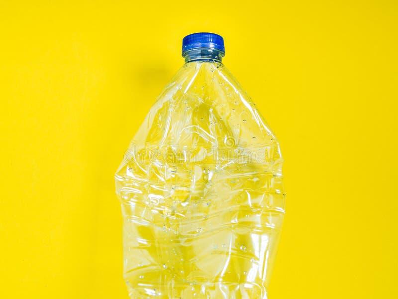 τρισδιάστατο πρότυπο πλαστικό λευκό μπουκαλιών στοκ φωτογραφία με δικαίωμα ελεύθερης χρήσης