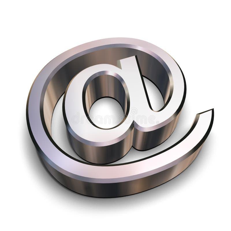 τρισδιάστατο σύμβολο χρ&ome ελεύθερη απεικόνιση δικαιώματος