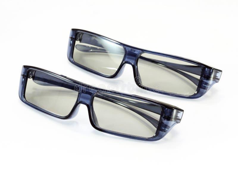 τρισδιάστατα γυαλιά στοκ φωτογραφίες