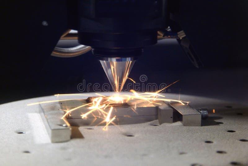 τρισδιάστατος εκτυπωτής για το μέταλλο στοκ φωτογραφίες με δικαίωμα ελεύθερης χρήσης