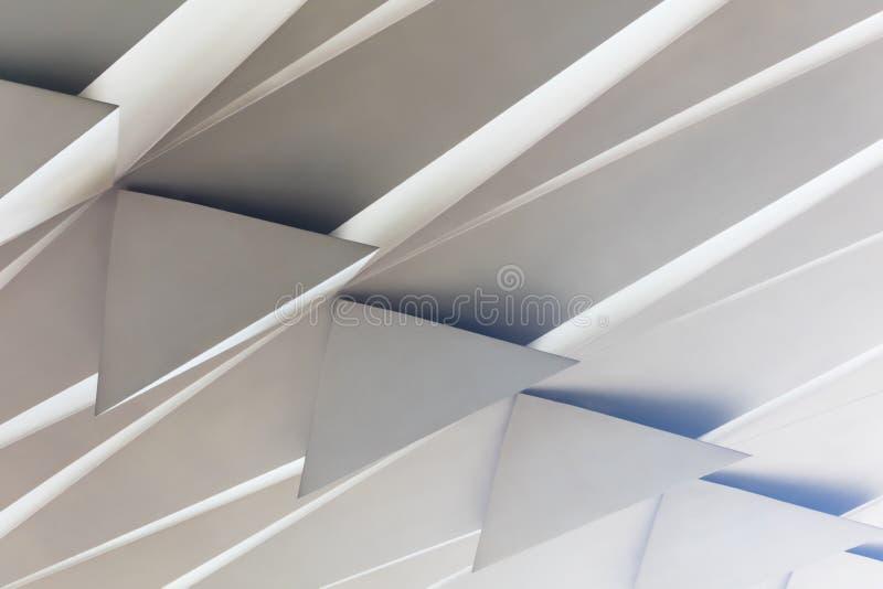τρισδιάστατο αφηρημένο αρχιτεκτονικό σχέδιο απεικόνισης στοκ εικόνα με δικαίωμα ελεύθερης χρήσης