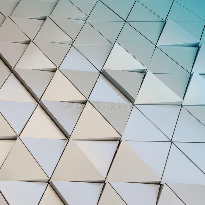 τρισδιάστατο αφηρημένο αρχιτεκτονικό σχέδιο απεικόνισης στοκ φωτογραφία με δικαίωμα ελεύθερης χρήσης
