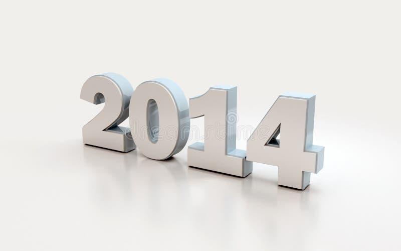 τρισδιάστατο το 2014 απεικόνιση αποθεμάτων