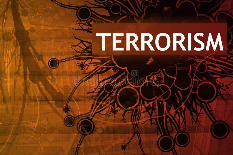τρομοκρατία απεικόνιση αποθεμάτων