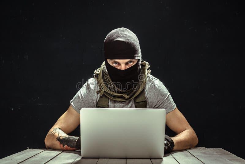 Τρομοκρατική εργασία στοκ εικόνα