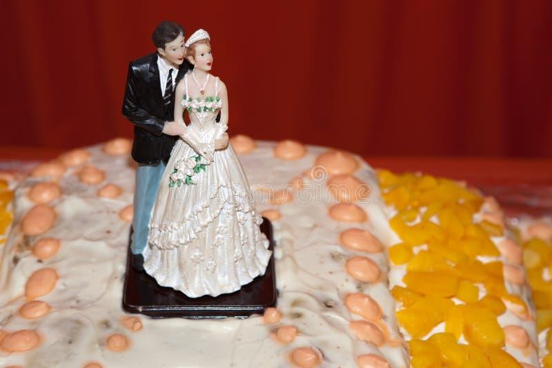 Τροπικές γαμήλιες κούκλες στοκ φωτογραφία με δικαίωμα ελεύθερης χρήσης