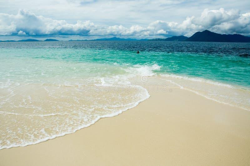 Τροπική θάλασσα στοκ φωτογραφία