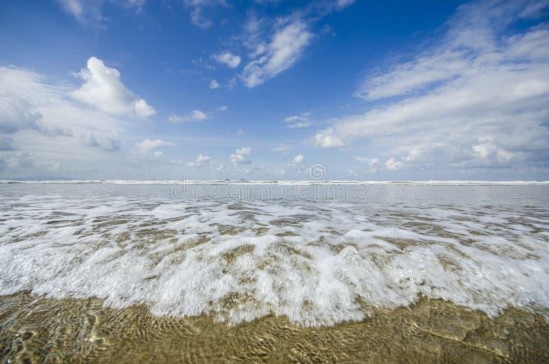Τροπική παραλία στοκ εικόνα