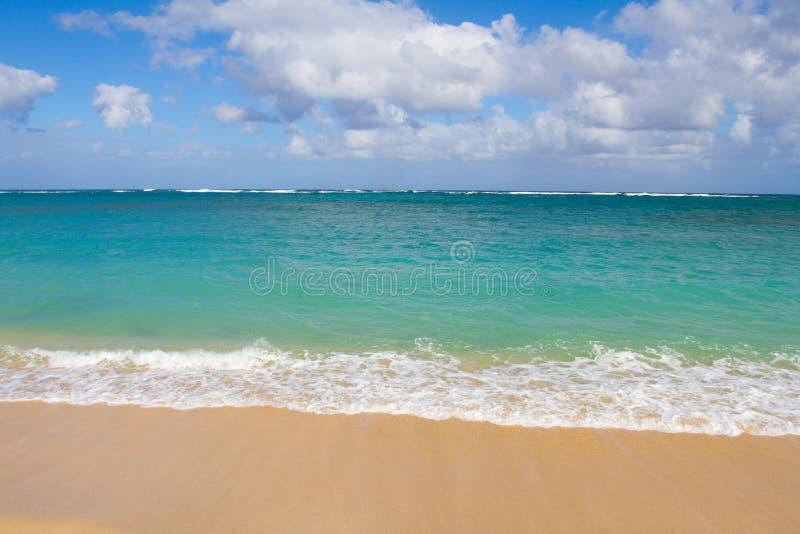 Τροπικός παράδεισος παραλιών στοκ φωτογραφία με δικαίωμα ελεύθερης χρήσης