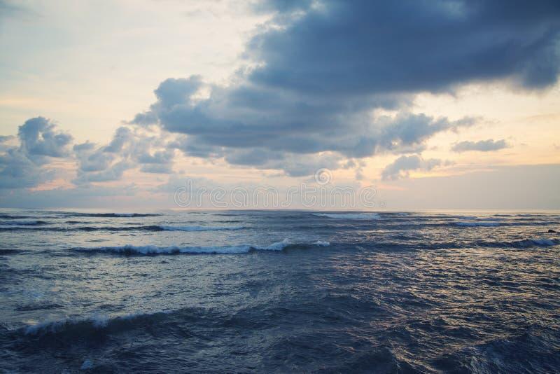 Τροπικό ηλιοβασίλεμα στοκ φωτογραφία