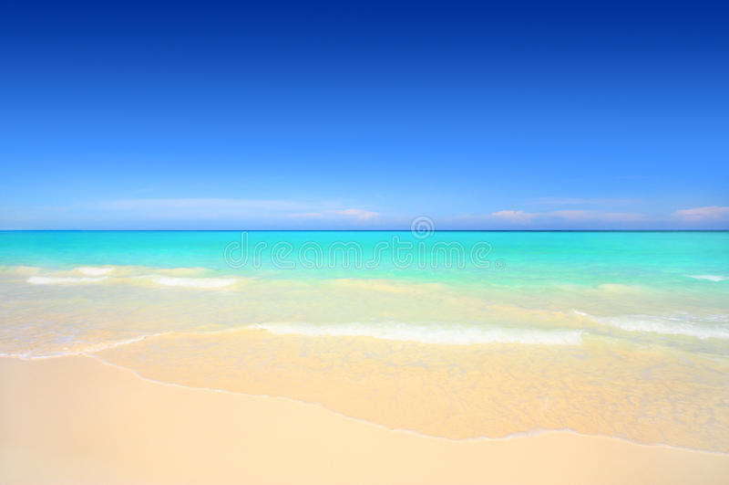 τροπικό λευκό άμμου παρα&lambd στοκ εικόνες