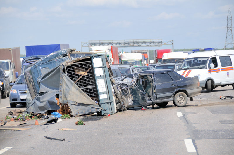 τροχαίο ατύχημα ατυχήματο& στοκ φωτογραφία με δικαίωμα ελεύθερης χρήσης