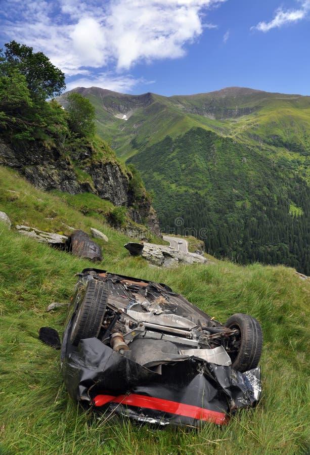 τροχαίο ατύχημα στοκ εικόνες με δικαίωμα ελεύθερης χρήσης