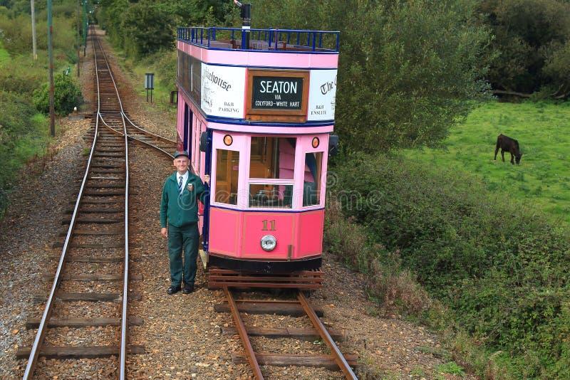 Τροχιοδρομική γραμμή Seaton