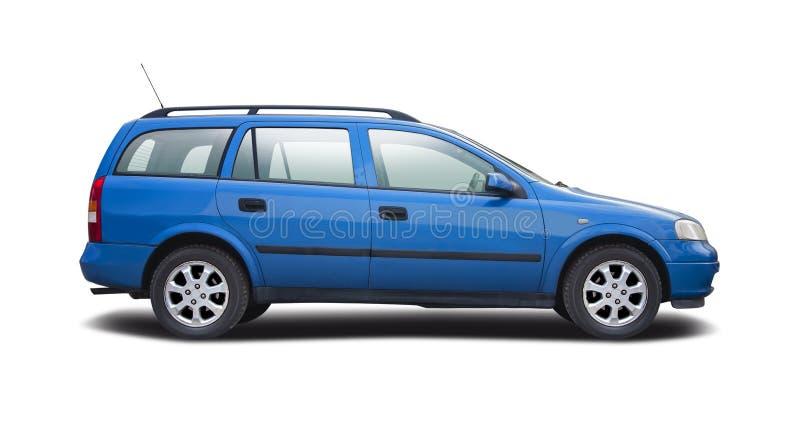 Τροχόσπιτο Astra Opel στοκ εικόνες