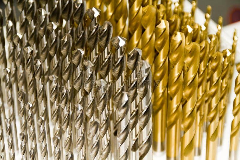 τρυπάνι δυαδικών ψηφίων στοκ φωτογραφία με δικαίωμα ελεύθερης χρήσης