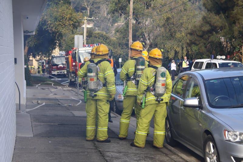 Τρυπάνι πυρκαγιάς στοκ φωτογραφία