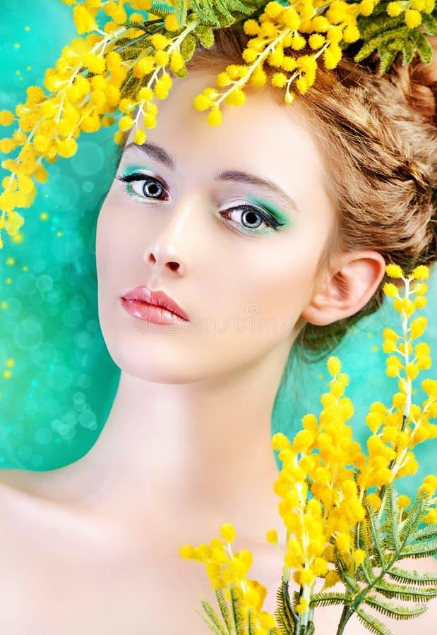 Τρυφερότητα λουλουδιών στοκ εικόνα