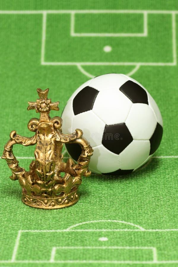 τρόπαιο ποδοσφαίρου στοκ φωτογραφία με δικαίωμα ελεύθερης χρήσης