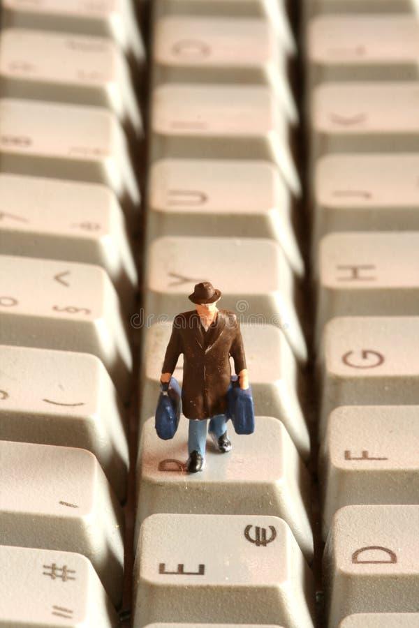 τρόπος Διαδικτύου στοκ φωτογραφία