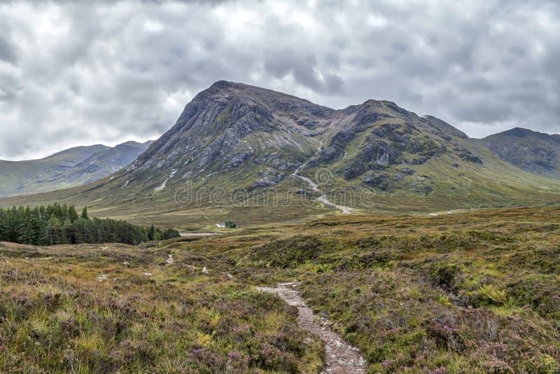 Τρόπος δυτικών ορεινών περιοχών στοκ φωτογραφίες με δικαίωμα ελεύθερης χρήσης
