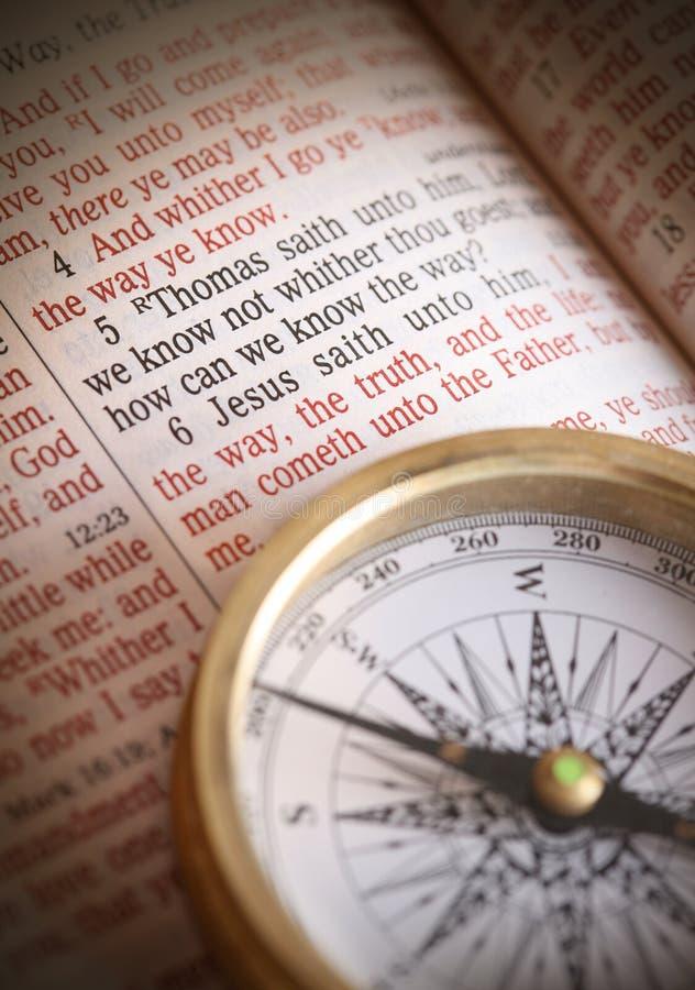 τρόπος του Ιησού στοκ φωτογραφία
