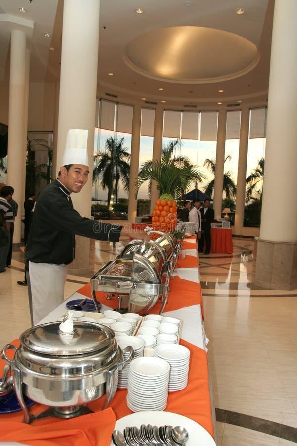 τρόφιμα αρχιμαγείρων μπου&p στοκ φωτογραφία