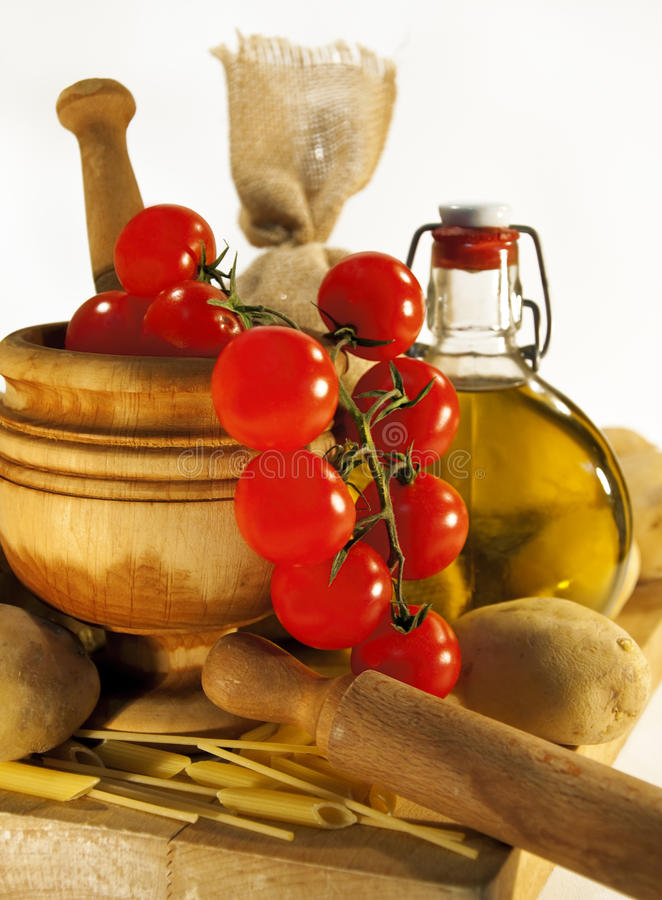 τρόφιμα ιταλικά στοκ φωτογραφίες με δικαίωμα ελεύθερης χρήσης