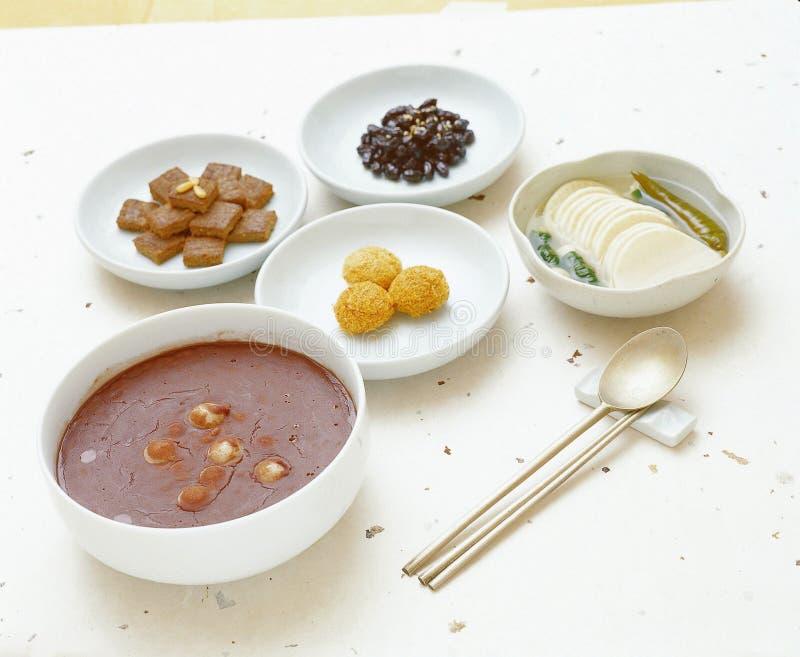 τρόφιμα Κορεάτης στοκ φωτογραφία με δικαίωμα ελεύθερης χρήσης