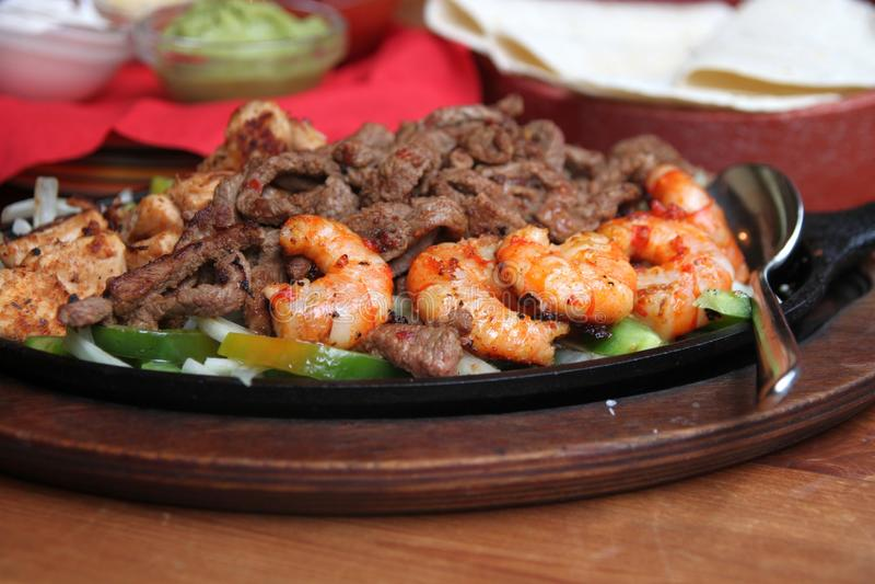 τρόφιμα μεξικανός στοκ εικόνα
