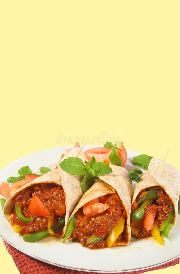 τρόφιμα μεξικανός στοκ εικόνα με δικαίωμα ελεύθερης χρήσης