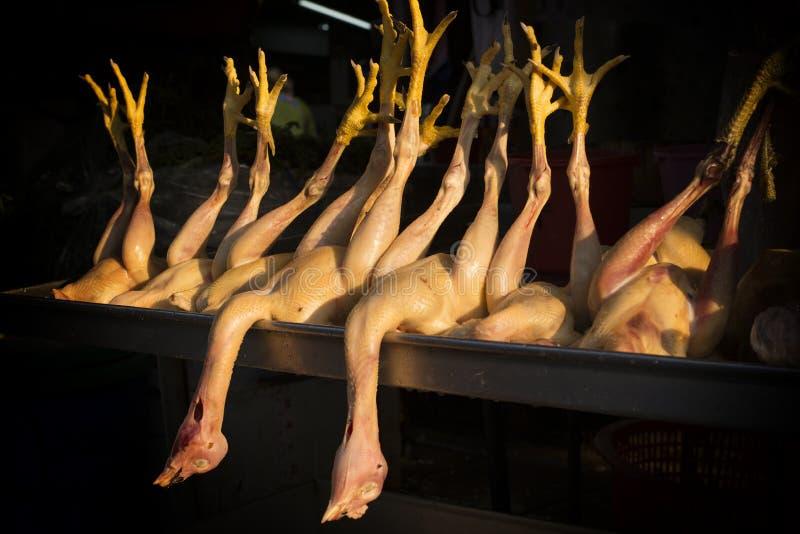Τρόφιμα οδών κοτόπουλου στοκ εικόνες με δικαίωμα ελεύθερης χρήσης