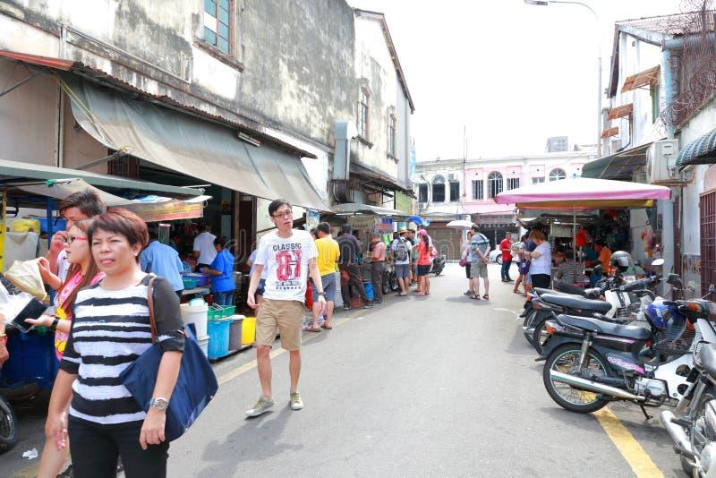 Τρόφιμα οδών στη Μαλαισία Penang στοκ φωτογραφίες
