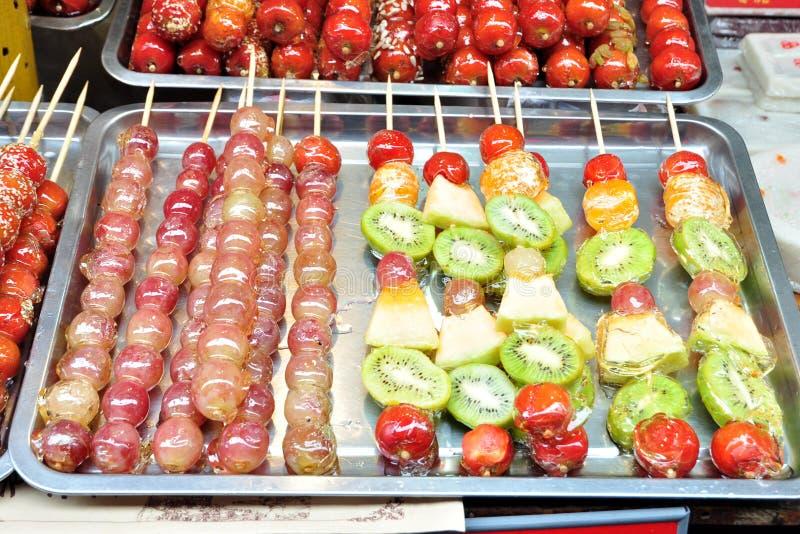 Τρόφιμα οδών της Κίνας στοκ φωτογραφίες με δικαίωμα ελεύθερης χρήσης
